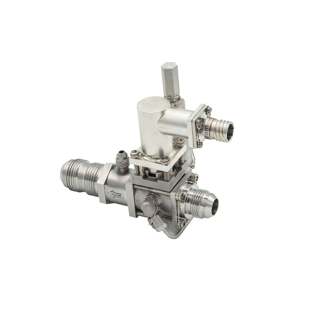Solenoid-Operated Bleed Air Shut-Off & Flow Control Valves