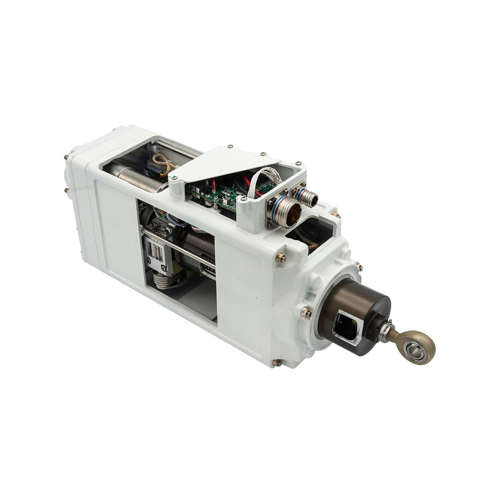 Electromechanical Linear Landing Gear Actuator with Integrated Emergency Backup