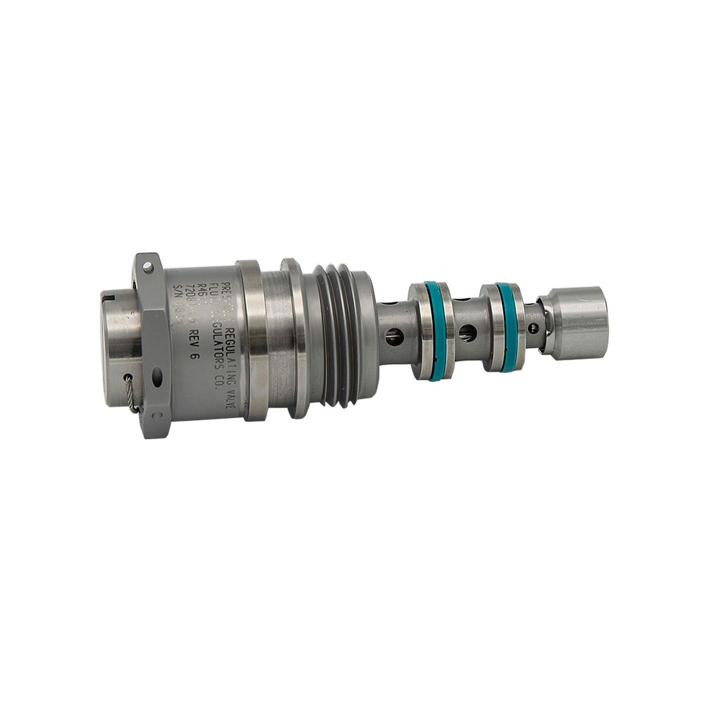 Pressure Regulators with Relief Valves
